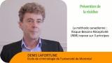 La Parole à Denis Lafortune : Les 3 principes - Risque - Besoins - Réceptivité