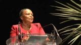 Discours de Christiane Taubira à l'occasion du Congrès national des fédérations Citoyens & Justice et Inavem
