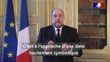 Lancement de l'application Mémo de Vie par le ministre de la Justice, Eric Dupond-Moretti