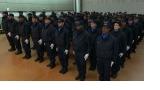 Prestation de serment des surveillants pénitentiaires stagiaires