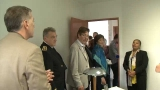 Déplacement de Christiane Taubira dans les Bouches-du-Rhône à l'occasion des 70 ans de l'anniversaire de l'Education surveillée
