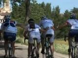Tour de France cycliste pénitentiaire : étape Muret-Agen