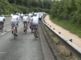 Tour de France cycliste p�nitentiaire : ils l'ont fait !