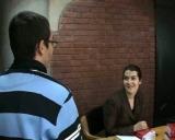 Journ�e jeunes et justice  : cours d'�ducation civique g�ant � Bobigny