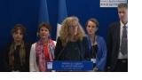 Discours de Nicole Belloubet à l'occasion de la remise du rapport du comité mémoriel
