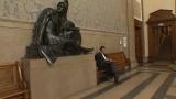 Christiane Taubira en visite � la cour d'appel de Lyon pour discuter des enjeux des r�formes judiciaires � venir