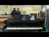 L'Orchestre National de Lille � la maison d'arr�t de Sequedin