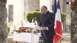 Discours du garde des Sceaux à Clairvaux