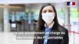 #TousMobilisés, Sylvie au service du numérique du ministère de la Justice