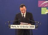 IVe conférence des ministres francophones de la Justice