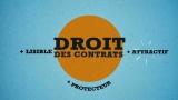 La réforme des droits des contrats / Animation