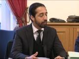 Intervention de Mahrez Abassi, conseiller diplomatique du garde des Sceaux