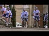 L'entraînement pour le Tour de france cycliste pénitentiaire