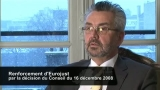 Interview de Grard Loubens, reprsentant de la France  Eurojust 
