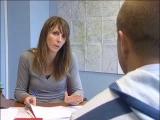 Les m�tiers de la Justice - Alexandra Grill, juge de l'application des peines
