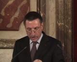 Jean-Olivier Viout, pr�sident du comit� d'orientation restreint sur le parcours de mobilisation