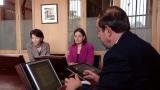 Reconstitution d'une signature sur support éléctronique chez M.Blanchet, notaire à Paris