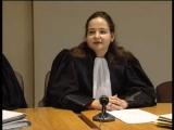 Chronique de la justice ordinaire : le juge aux affaires familiales