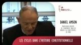 Les  cycles dans l'histoire constitutionnelle
