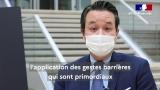 #TousMobilisés, François au département de l'environnement du travail du ministère de la Justice