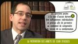 Le droit d'en parler n�2 : La motivation des arr�ts de cour d'Assises