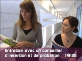 Les m�tiers de la Justice - Interview d'Alexandra Grill, juge de l'application des peines
